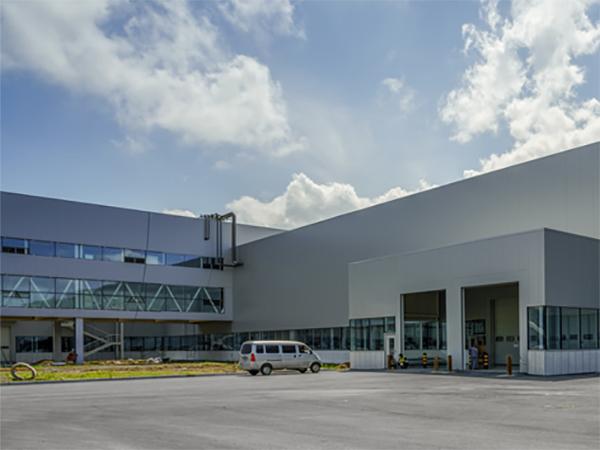 常州卫生用品厂门到门货物运输案例